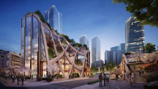 【再開発】東京で建設中の六本木ヒルズの未来形がヤバすぎる……