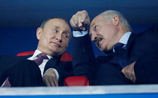 【黒幕悪代官!】プーチン、めっちゃ悪そうな写真が流出
