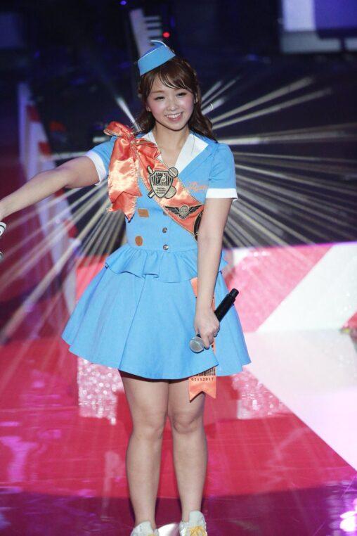 【岩村なちゅ】元人気アイドルさん、わずか2年でとんでもない体型になってしまう