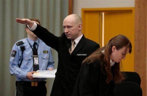 【ブレイビク】ノルウェーで77人殺した連続射殺魔さん、刑務所に150通のラブレターが届いてしまう…