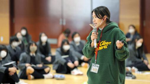 「地球が持たないときが来ているの。卒業する3年後じゃ遅い」大学休学し環境活動家に、19歳の挑戦