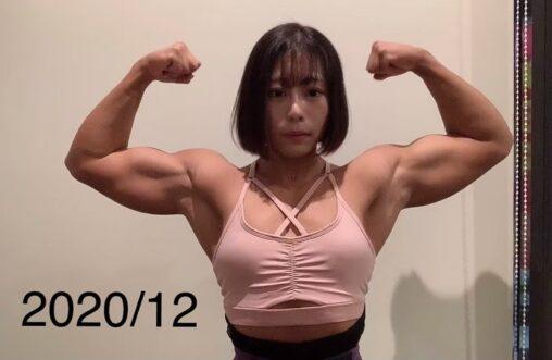 【バトル漫画キャラ?】筋トレ女さん(26)、限界を突破する