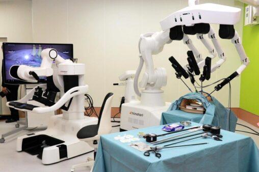 【社会】 国産初の手術支援ロボ、初手術を成功!前立腺がんを摘出