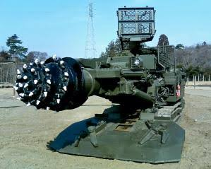 【軍事力!】陸上自衛隊の最新兵器が使用用途不明でワロタ