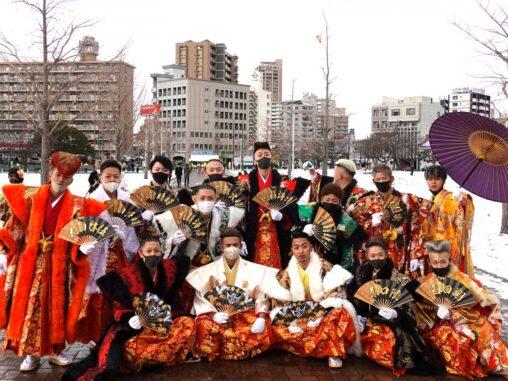 【2021!】北九州の成人式、今年もチンピラで溢れる