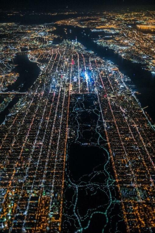 【計画設計!】ニューヨークの夜の街(画像あり)