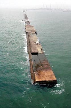 【鹿島港南防波堤!】70人以上死んでる海釣り公園がこちら