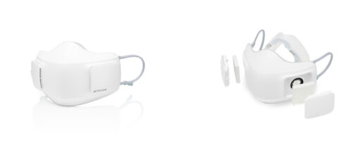 LG、「マスク型UV空気清浄機」を発表