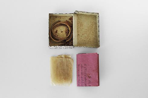 120年前のコンドームが発見される森下仁丹が販売