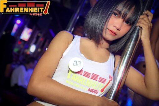 【パタヤ!】タイのゴーゴーバーの女の子、エッチすぎる