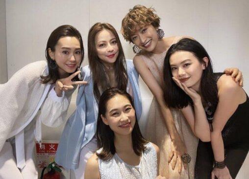 【×××◎×】桐谷美玲(31)さんが香里奈(37)、山田優(36)ら4人まとめて公開処刑