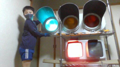 【天才】ちょっと前に話題になった6万で信号機を落札した小学生、独学プログラミングで点灯を成功させる