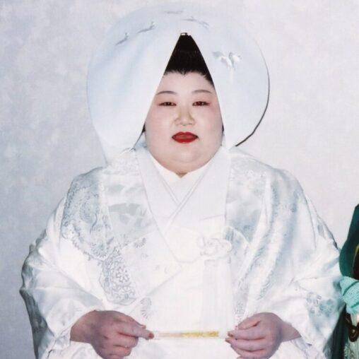 【速報】5歳児餓死 赤堀恵美子の白無垢姿が公開される