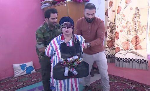 【ISIS】イラクで「芸能人を銃で襲撃し、手足を縛り目を隠し自爆ベストを着せるドッキリ」が物議を醸す