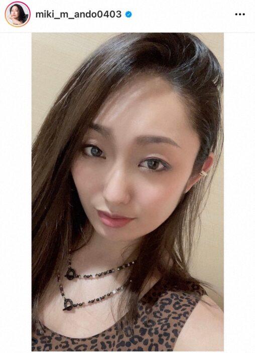 【壇蜜か?】安藤美姫(33)のエッチ顔がコチラ