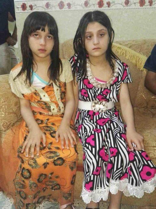 【フェミgo】イスラム国に監禁されていた少女達が解放されるも様子がおかしい