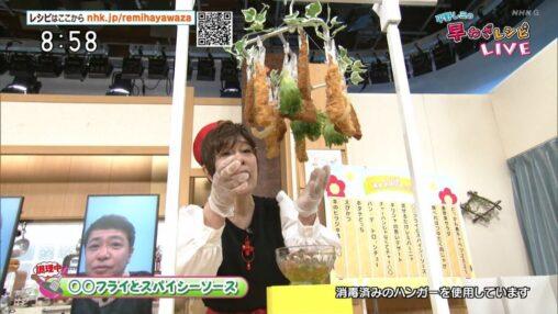 【ハンガー!】平野レミさんの新作料理
