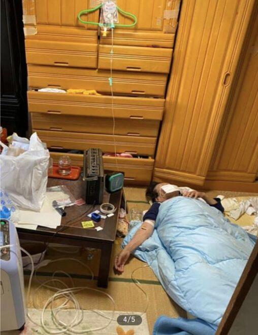 【画像】大阪が医療崩壊していると一目で分かる画像が流出wwwこれはヤバ…