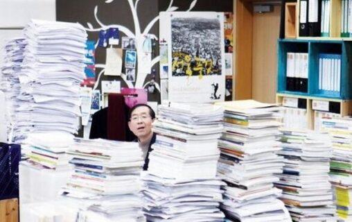 【演出】ソウル市長「外国の記者団が取材に来た!?よし!あれを用意しろ!」