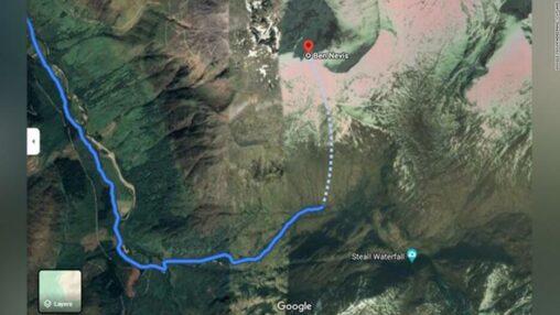 グーグルマップ、「死の可能性」のある登山ルートに誘導 英団体が警告