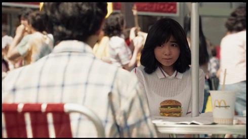【菊池桃子?】宮崎美子(62)が激盛りメイク加工で女子中学生役になった結果