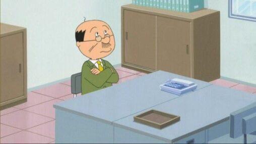 【上級国民!】磯野波平さん、月収80万円の高所得者だった